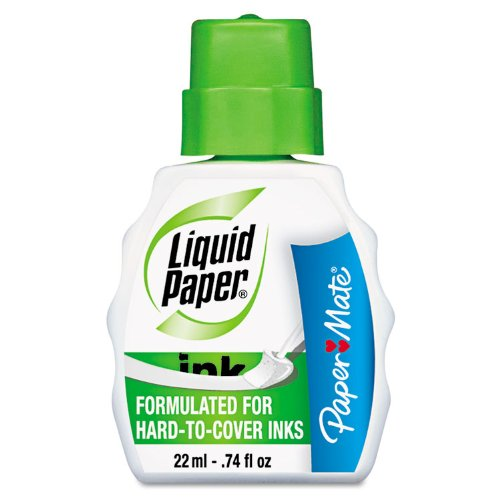 liquid-paper-pen-and-ink-correction-fluid-22-ml-bottle-white-7470115-6-packs