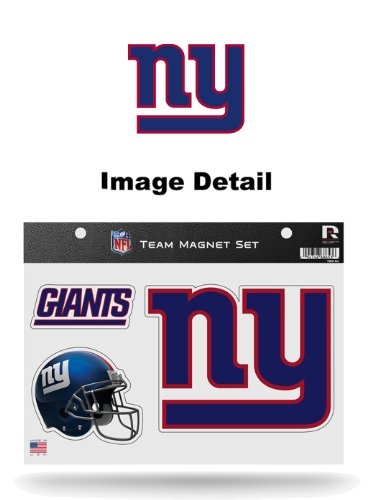 New York Giants NFL Team Logo Car Truck SUV Home Office School Fridge Magnets
