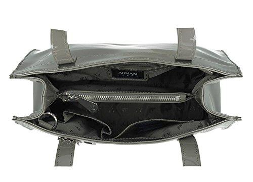 Armani Jeans Bolos Shopping para Mujer 922500CC850 Gris 30X23X12 CM