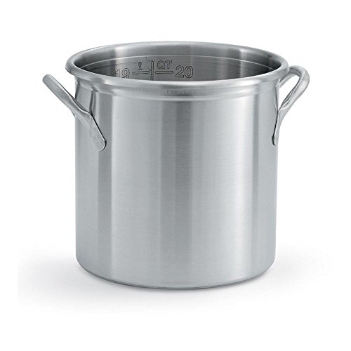 Vollrath 77620 Tri-Ply S/S 24 Quart Stock Pot without Lid by Vollrath