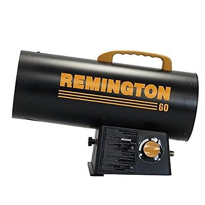 Remington 60,000-BTU Portable Forced Air Propane Heater