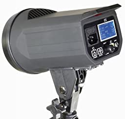 ProMaster PL400 Advanced LCD Control Studio Monolight