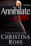 Annihilate Me: Boxed Set (Complete Vols. 1-4, Annihilate Me Series)