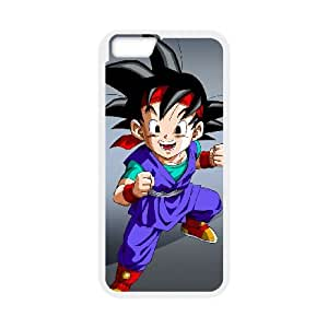 iPhone 6 Plus 5.5 Inch Cell Phone Case White Dragon Ball Gt Phone Case Cover Customized Back XPDSUNTR32528
