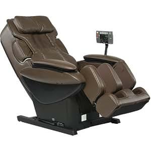 Panasonic Real Pro Ultra Massage Lounger with Junetsu - Brown