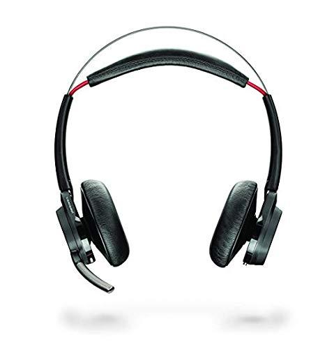 (Plantronics Voyager Focus UC Bluetooth USB B825 202652-01 Headset (Certified Refurbished))