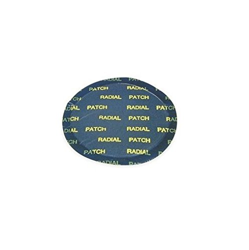 Plews / Edelmann Tru-Flate 14-139 Round 3-1/4'' Radial Tire Patch,20 Pack