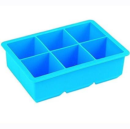Bandeja hielo, cubitera, iNeibo, moldes hielo, moldes de silicona, hielo,