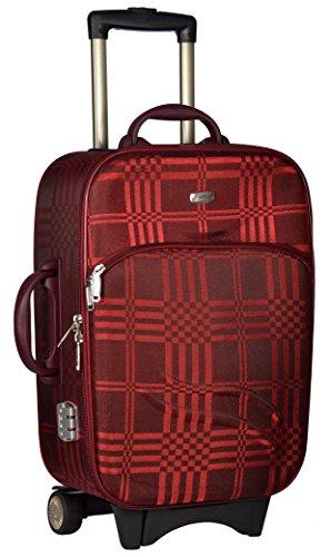 Trekker Polyester Matty 50 cms Red Softsided Cabin Bag  TTB DOLBY20 RED