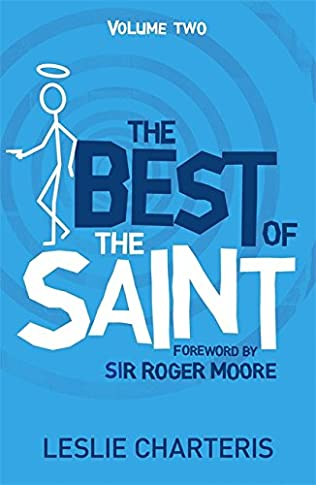 book cover of The Best of the Saint, Vol. 2