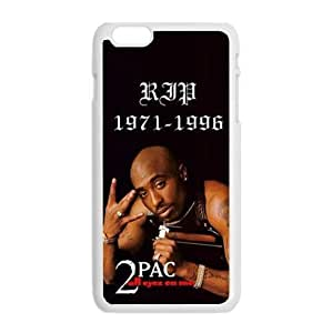 """2Pac Hard Plastic Case Cover For Apple IPhone 6 4.7"""""""