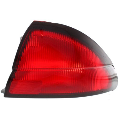 te Carlo Replacement Tail Light Unit - Passenger Side ()