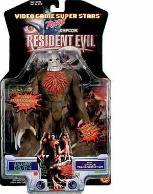 (Resident Evil 2 William G-3/G-4 by Resident Evil)