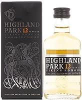 Highland Park 12 Years Old Single Malt Scotch Whisky - 50 ml