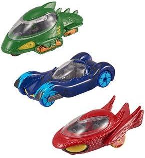 Máscaras PJ Juego de 3 vehículos de Fundición Muerta: Gekko ...