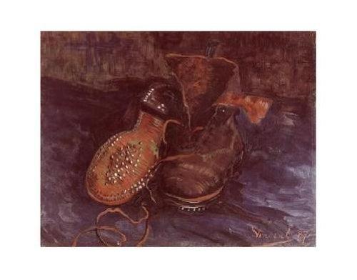 Vincent Van Gogh Pair Shoes - 8