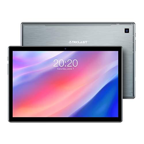 TECLAST P20HD Tablet 10.1 Pulgadas, 4GB RAM 64GB ROM + 4G LTE GPS, Octa-Core 1.6 GHz Android 10, 1920×1080 Full HD IPS, (TF de Expansión 128GB)Bluetooth 5.0/WiFi/Dual SIM/Batería 6000mAh/Carga Type C a buen precio