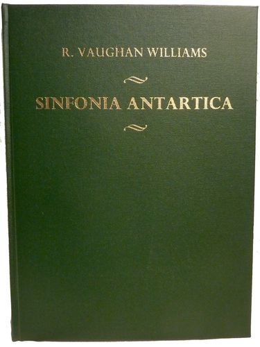 Sinfonia Antartica (Symphony No. 7): Full score by Oxford University Press