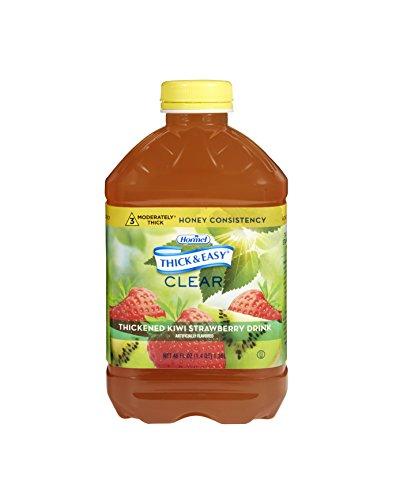 - Hormel Thick & Easy® Kiwi Strawberry Honey Consistency 46 oz (pack of 6)