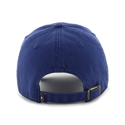 '47 MLB Milwaukee Brewers Men's Alternate Clean Up Cap, One-Size, Royal