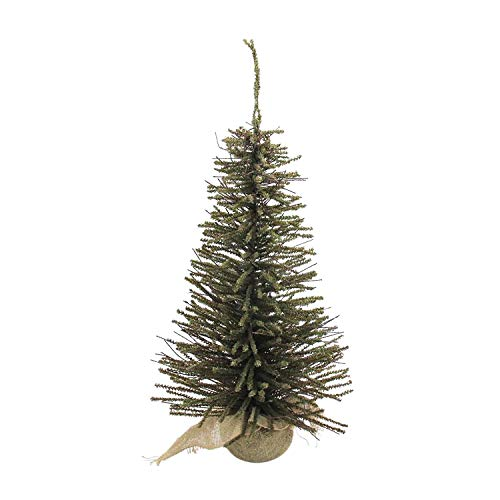 Northlight 4' Warsaw Twig Artificial Christmas Tree in Burlap Base - Unlit