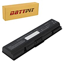 Battpit™ Laptop / Notebook Battery Replacement for Toshiba Satellite L450-03D (4400 mAh) (Ship From Canada)