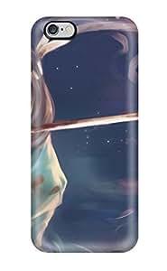Anti-scratch And Shatterproof Gintama, Katsura Kotaro Phone Case For Iphone 6 Plus/ High Quality Tpu Case