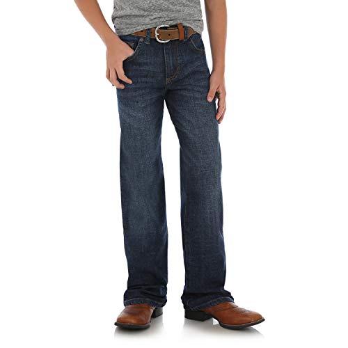 Wrangler Retro Relaxed Fit Straight Leg Jean, Shackleford, 12 Husky