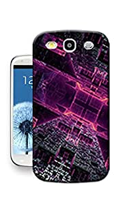 MaskShow Future Space TPU Phone Case For Samsung s3