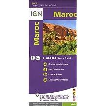 IGN MAROC - MOROCCO