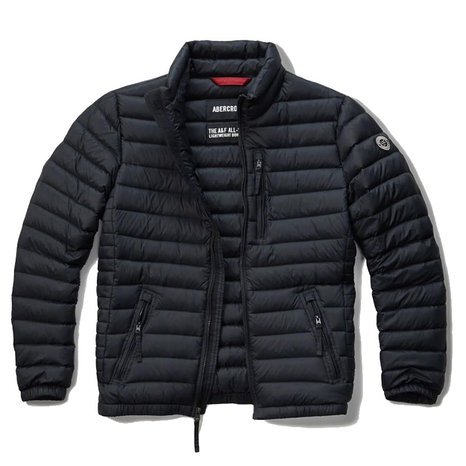 abercrombie and fitch daunenjacke herren
