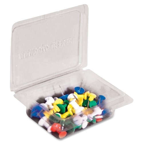 Gem Office Products - Push Pin Caddy, 40/PK, 3/8