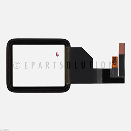 black color Touch Screen Digitizer Glass for iwatch Replacement 42mm /& 38mm size