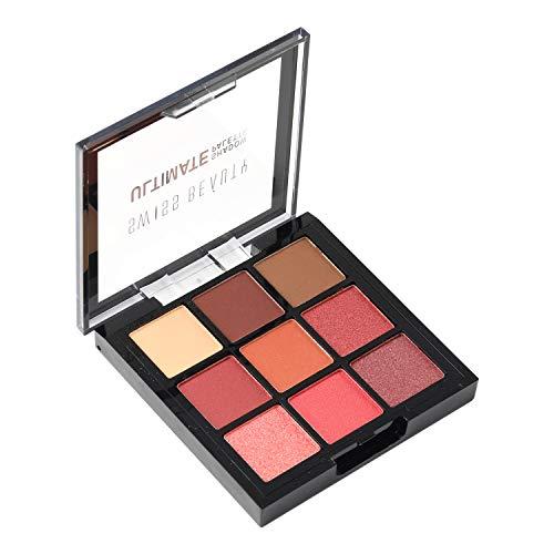 Swiss Beauty Mini Eyeshadow Palette 01