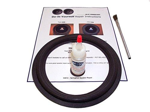 8 inch subwoofer repair kit - 1