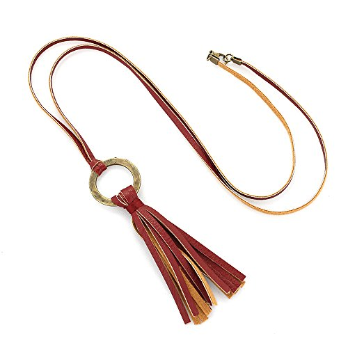 Seasons Jewelry Long Tassel Necklace product image