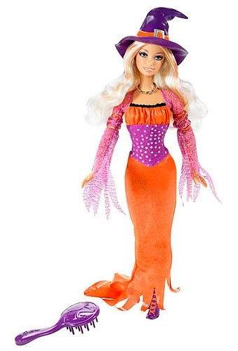 Halloween Treat Barbie Doll]()