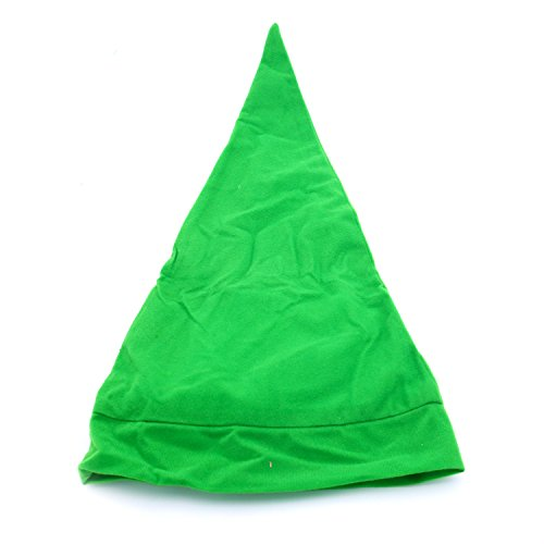 BmToy St. Patrick's Day Green Hat, Costume Party Head Wear Accessory (Costume Ideas For Men With Beards)