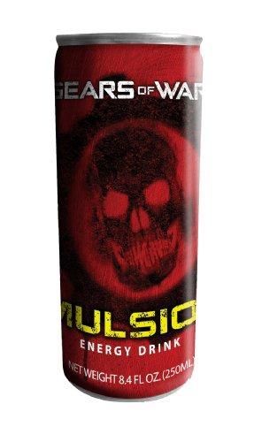 Gears of War Energy Drink (Pack of 24)