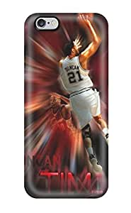 New Premium QFAkKaU117wfLFi Case Cover For Iphone 6 Plus/ Tim Duncan Protective Case Cover