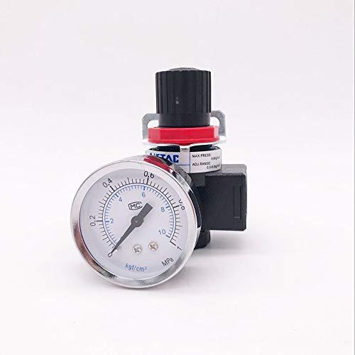 Ochoos Pneumatic Mini air Pressure Regulator Plastic BR2000/BR3000/BR4000 Thread 1/4 3/8 1/2 inch Ochoos Type air Treatment Units - (Color: BR4000)