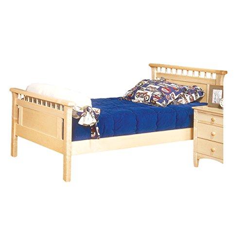 Bolton 9851200 Bennington Bed, Twin, Natural