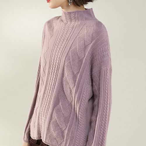 Violett Donna Valin Maglione Lunga Manica w4I4BSHq6