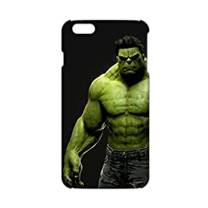 Evil-Store The Hulk green strong man 3D Phone Case for iPhone 6 plus