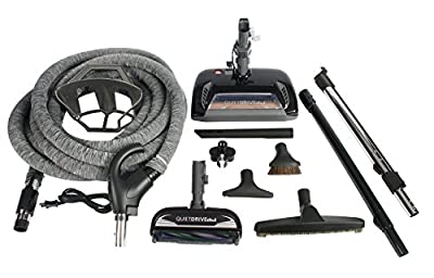 Cen-Tec Systems 91563 CT10QD and CT23QD Complete Central Vacuum Package