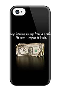New PC Hard Case Premium Iphone 4/4s Skin Case Cover(funny)