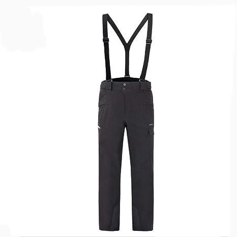 AQWWHY Pantalones de esquí para Hombre Pantalones para Mujer ...