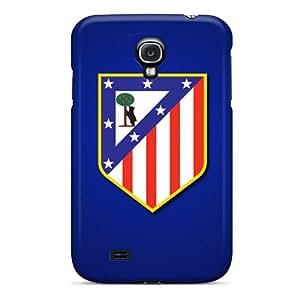 Samsung Galaxy S4 JFY1053RhSb Unique Design Nice Atletico De Madrid Image Perfect Hard Phone Case -NataliaKrause
