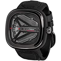 Sevenfriday M-Series Automatic Grey Dial Men's Watch