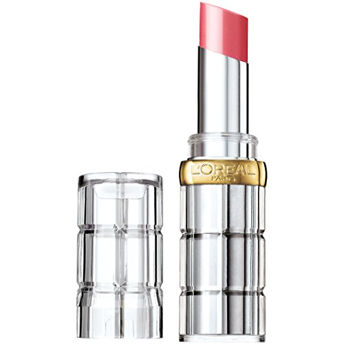 L'Oréal Paris Colour Riche Shine Lipstick, Burnished Blush, 0.1 oz. (Shine Lipstick)